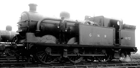 Class N1 GNR No. 1572 (M.Peirson)
