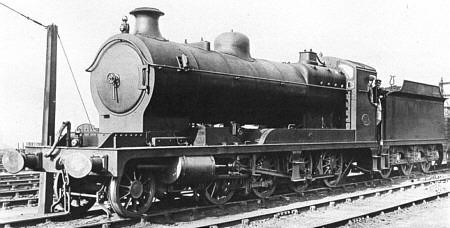 Class O4/1 GCR No. 1206 (M.Peirson)