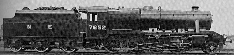 Class O6, Stanier 8F built by the SR for the LNER, Brighton 1944