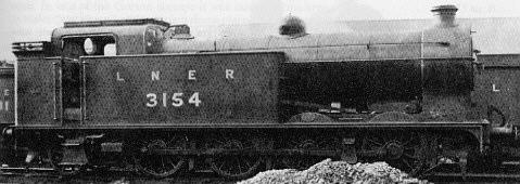 Ivatt R1 0-8-2T (GNR Class L1)