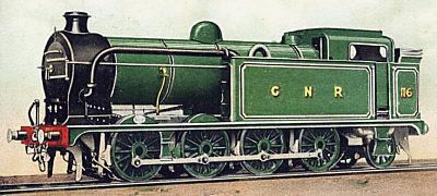 Ivatt R1 0-8-2T No. 116 (M.Morant)