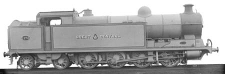 Robinson S1 GCR No. 1173 (M.Peirson)