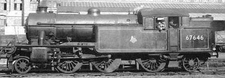 Gresley V3 BR No. 67646 (M.Peirson)