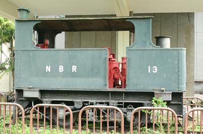 1m gauge Sentinel: North Borneo No. 13 (M.Meindersma)