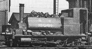 GER Neilson Y5 0-4-0