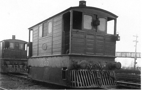 Wisbech and Upwell Y6 0-4-0 tram No. 0125 (M.Peirson)