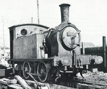 ex-NER Y7 0-4-0T BR No. 68089 (M.Peirson)