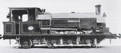 EWYUR No. 4, Manning Wardle Works No. 1398