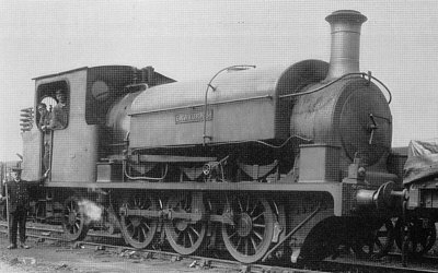 EWYUR No. 5 Manning Wardle, later LNER N19 No. 3115