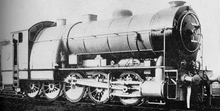 Holden's Decapod 0-10-0T