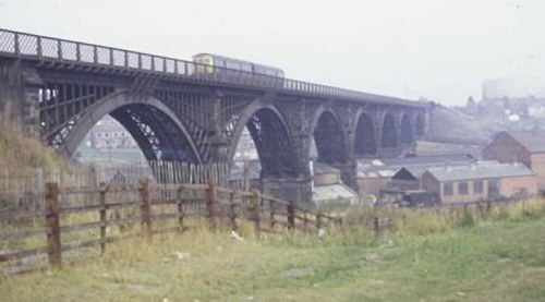 Fig. 2, Willington Dene Viaduct (c. SINE Project)