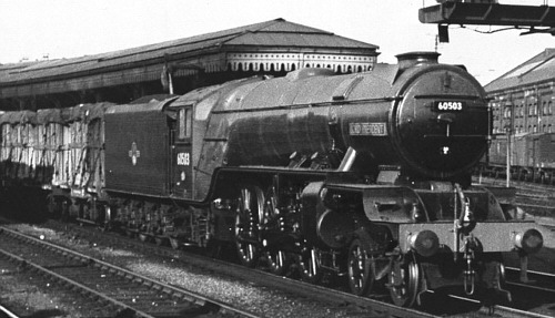 A2/2 BR No. 60503 'Lord President' (M.Peirson)