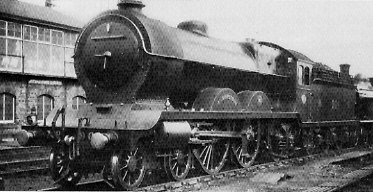 NBR C10 No. 901 'St Johnstoun' at Inverkeithing, 1921