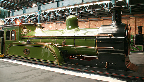 D17 at the National Railway Museum (P.Langsdale)