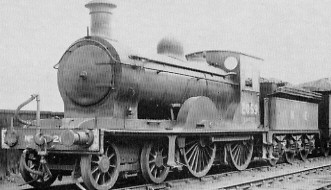 D31 No. 2059 at Carlisle in about 1946