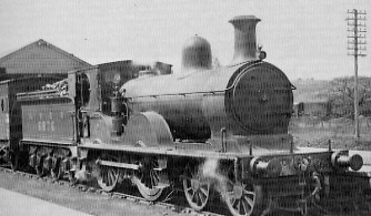 D38 No. 6876 at Keith in May 1930