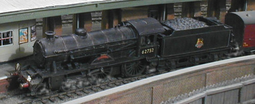 Colombo's Class D49/2 No. 62752 'The Atherstone'