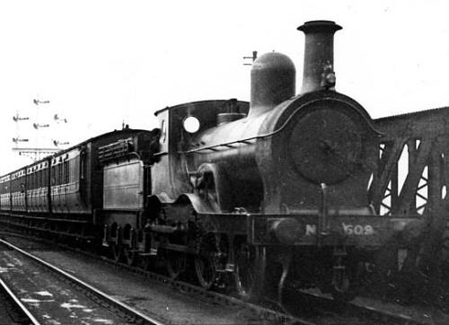 LNER E2 (GCR 6D), GCR No 509 as built (M.Peirson)
