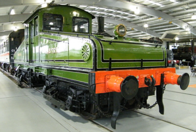 ES1 BoBo at Shildon Locomotion (Robert Langham)