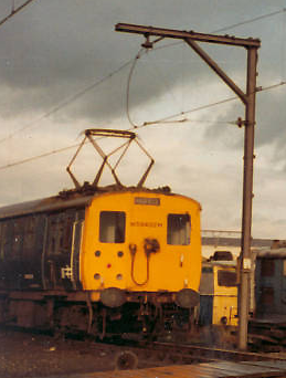 BR Blue Glossop Line Class 506 at Reddish (Mike Bennett)