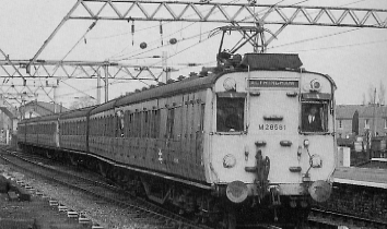 MSJA arriving at Altrincham in 1971