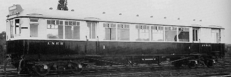 Final Diagram 281 matchboard-side Tyneside car, built in 1938