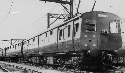Shenfield stock, as delivered in 1949