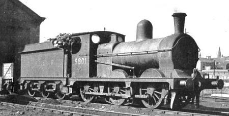The Parker & Pollitt J10 (GCR Classes 9D & 9H) 0-6-0 Locomotives