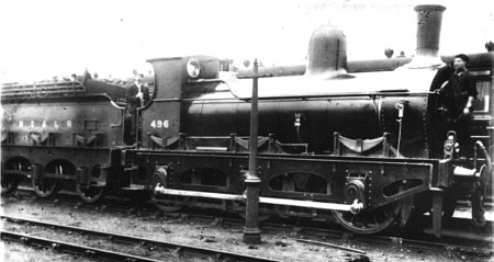 J12 MSLR No. 496 in original condition (M.Peirson)