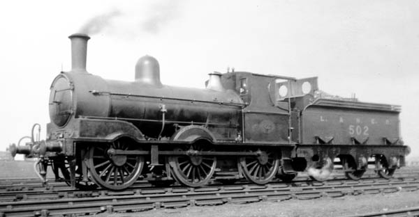 McDonnell J22 No. 502 at Carlisle in 1926 (M.Morant)