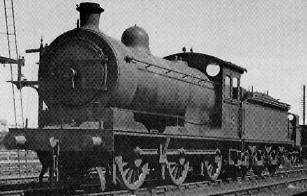 J26 No. 412 at York in 1934