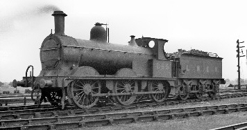 M&GN J40 No. 065 in South Lynn in about 1937 (M.Morant)