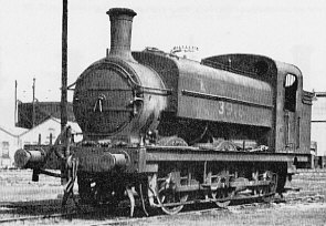 J55 No. 3918, Doncaster in 1934