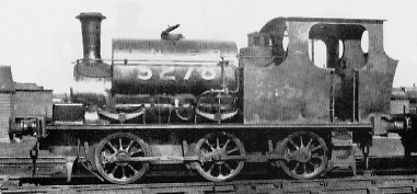 J61/2 No. 5278, at Immingham in 1926
