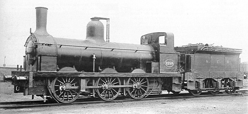Bouch NER '1001' No. 2259 in original condition (M.Peirson)
