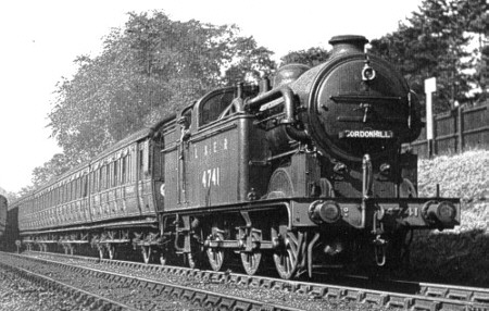 Class N2 No. 4741, fitted with condensing gear (M.Peirson)