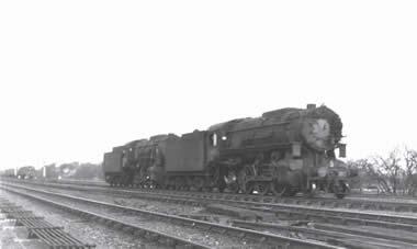 LNER Encyclopedia: The USATC S160 2-8-0s
