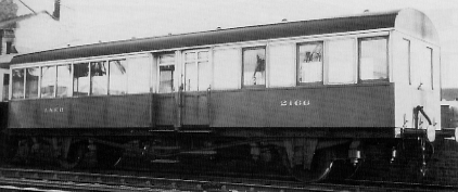 Lner Encyclopedia The Clayton Steam Railcars
