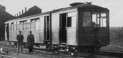 Diagram 14600-614E Sentinel No. 12E at Lowestoft in 1926