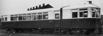 Diagram 152 Sentinel No. 13E at Doncaster in 1930 after rebuild