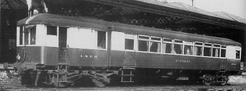 Diagram 89 Sentinel No. 226 Ebor, at East Hartlepool in 1933