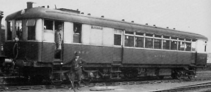 Diagram 93 Sentinel No. 35 Nettle, at Carlisle in about 1929