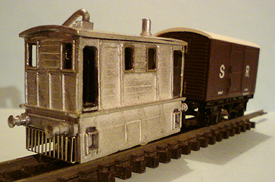 N-gauge kit of a Y6 produced by N-Drive