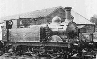 CVHR Locomotive No. 1